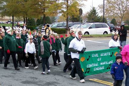 Girl Scout Chorus of Central Maryland photo gallery